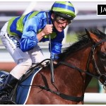 Jameka Wins Crown Oaks