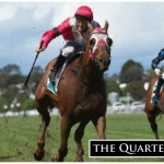 The Quarterback Stars On Oaks Day