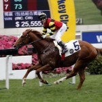 Lucky Bubbles Explodes To Emphatic Sprint Cup Win.